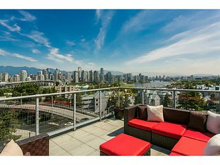 Photo 7: # 605 1425 W 6TH AV in Vancouver: False Creek Condo for sale (Vancouver West)  : MLS®# V1123707