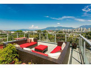 Photo 5: # 605 1425 W 6TH AV in Vancouver: False Creek Condo for sale (Vancouver West)  : MLS®# V1123707