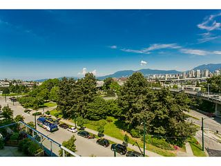 Photo 17: # 605 1425 W 6TH AV in Vancouver: False Creek Condo for sale (Vancouver West)  : MLS®# V1123707