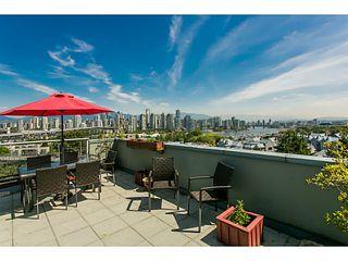 Photo 9: # 605 1425 W 6TH AV in Vancouver: False Creek Condo for sale (Vancouver West)  : MLS®# V1123707