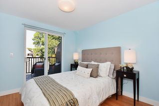 Photo 14: 25 W 15TH AVENUE in Vancouver: Mount Pleasant VW Townhouse for sale (Vancouver West)  : MLS®# R2065809