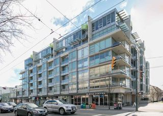 Photo 2: 307 2528 MAPLE STREET in Vancouver: Kitsilano Condo for sale (Vancouver West)  : MLS®# R2141422