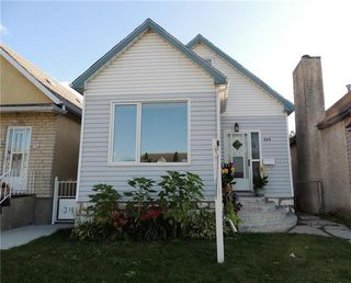 Photo 2: 649 Bannerman Avenue in Winnipeg: Residential for sale (4C)  : MLS®# 1922640