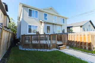 Photo 23: 10205 152 Street in Edmonton: Zone 21 House Half Duplex for sale : MLS®# E4174520