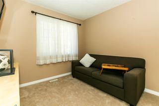 Photo 15: 10205 152 Street in Edmonton: Zone 21 House Half Duplex for sale : MLS®# E4174520