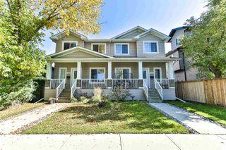 Photo 26: 10205 152 Street in Edmonton: Zone 21 House Half Duplex for sale : MLS®# E4174520