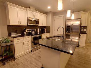 Photo 3: 21 21 Augustine Crescent: Sherwood Park House Half Duplex for sale : MLS®# E4184115