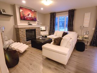 Photo 5: 21 21 Augustine Crescent: Sherwood Park House Half Duplex for sale : MLS®# E4184115