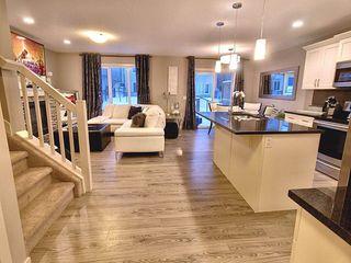 Photo 2: 21 21 Augustine Crescent: Sherwood Park House Half Duplex for sale : MLS®# E4184115