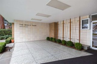 "Photo 1: 401 2095 BEACH Avenue in Vancouver: West End VW Condo for sale in ""BEACH PARK"" (Vancouver West)  : MLS®# R2436465"