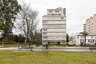 "Photo 2: 401 2095 BEACH Avenue in Vancouver: West End VW Condo for sale in ""BEACH PARK"" (Vancouver West)  : MLS®# R2436465"