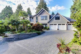 "Photo 1: 1026 PACIFIC Place in Delta: English Bluff House for sale in ""THE VILLAGE"" (Tsawwassen)  : MLS®# R2448878"