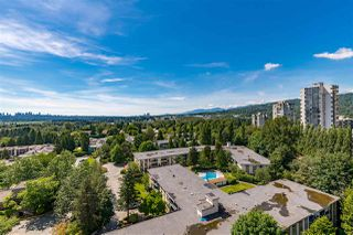 "Main Photo: 1605 3970 CARRIGAN Court in Burnaby: Government Road Condo for sale in ""DISCOVERY PLACE"" (Burnaby North)  : MLS®# R2469921"
