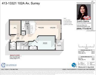 Photo 17: 413 13321 102A AVENUE in Surrey: Whalley Condo for sale (North Surrey)  : MLS®# R2445084