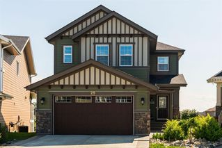 Main Photo: 20 SUNSET Manor: Cochrane Detached for sale : MLS®# A1024399