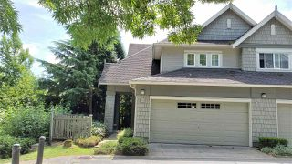 """Photo 1: 56 2978 WHISPER Way in Coquitlam: Westwood Plateau Townhouse for sale in """"WHISPER RIDGE"""" : MLS®# R2490542"""