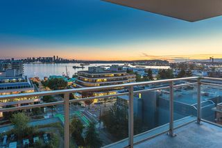 "Photo 3: 1008 175 W 1ST Street in North Vancouver: Lower Lonsdale Condo for sale in ""Time Building"" : MLS®# R2497349"