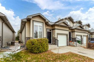 Photo 1: 9 10 WOODCREST Lane: Fort Saskatchewan House Half Duplex for sale : MLS®# E4218756