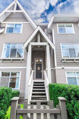 Photo 1: 46 7288 HEATHER Street in Richmond: McLennan North Townhouse for sale : MLS®# R2528607