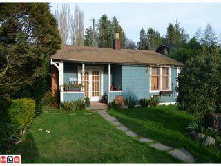 "Photo 1: 2830 GORDON Avenue in Surrey: Crescent Bch Ocean Pk. House for sale in ""CRESCENT BEACH"" (South Surrey White Rock)  : MLS®# F1206545"