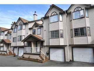 "Main Photo: 19 2352 PITT RIVER Road in Port Coquitlam: Mary Hill Townhouse for sale in ""SHAUGHNESSY ESTATES"" : MLS®# V945682"