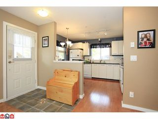 "Photo 3: 148 20033 70TH Avenue in Langley: Willoughby Heights Townhouse for sale in ""Denim"" : MLS®# F1212763"