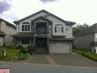 Photo 1: 3388 NIGHTINGALE Drive in Abbotsford: Abbotsford West House for sale : MLS®# F1214284