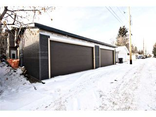 Photo 20: 2422 Bowness Road NW in CALGARY: West Hillhurst Residential Attached for sale (Calgary)  : MLS®# C3545963