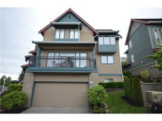 "Photo 1: 18 910 FORT FRASER RISE in Port Coquitlam: Citadel PQ Townhouse for sale in ""SIENNA RIDGE"" : MLS®# V1007711"