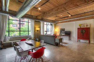 Photo 1: 2 68 Broadview Avenue in Toronto: South Riverdale Condo for sale (Toronto E01)  : MLS®# E2647138