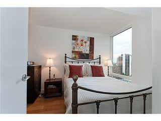 """Photo 15: 2203 565 SMITHE Street in Vancouver: Downtown VW Condo for sale in """"VITA"""" (Vancouver West)  : MLS®# V1015686"""