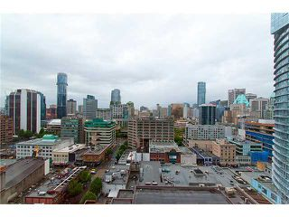 """Photo 8: 2203 565 SMITHE Street in Vancouver: Downtown VW Condo for sale in """"VITA"""" (Vancouver West)  : MLS®# V1015686"""