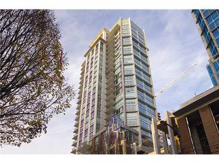 """Photo 1: 2203 565 SMITHE Street in Vancouver: Downtown VW Condo for sale in """"VITA"""" (Vancouver West)  : MLS®# V1015686"""