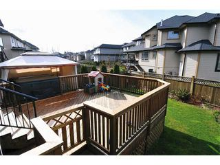 Photo 19: 12491 201ST ST in Maple Ridge: Northwest Maple Ridge House for sale : MLS®# V1017589
