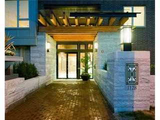 Photo 2: # 1207 3102 WINDSOR GT in Coquitlam: New Horizons Condo for sale : MLS®# V1053867