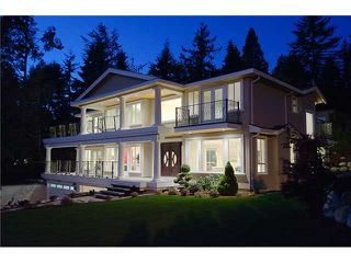 Main Photo: West Vancouver Mansion For Rent