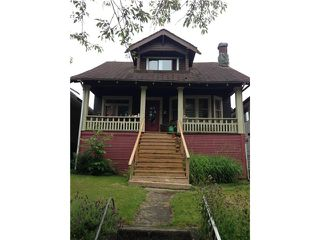 """Photo 1: 1454 E 20TH Avenue in Vancouver: Knight House for sale in """"CEDAR COTTAGE"""" (Vancouver East)  : MLS®# V1074325"""