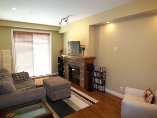 """Photo 2: 22 20738 84TH Avenue in Langley: Willoughby Heights Townhouse for sale in """"Yorkson Creek"""" : MLS®# F1419827"""