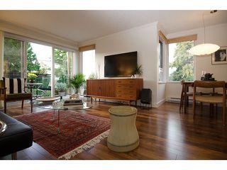 Photo 1: # 206 659 E 8TH AV in Vancouver: Mount Pleasant VE Condo for sale (Vancouver East)  : MLS®# V1075635