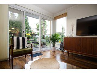 Photo 2: # 206 659 E 8TH AV in Vancouver: Mount Pleasant VE Condo for sale (Vancouver East)  : MLS®# V1075635