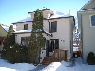 Photo 1: 459 Greenwood Place in Winnipeg: West End / Wolseley Residential for sale (Central Winnipeg)  : MLS®# 1504170