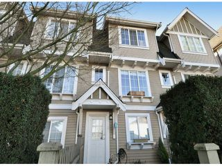 Photo 1: # 102 8775 161ST ST in Surrey: Fleetwood Tynehead Condo for sale : MLS®# F1431447