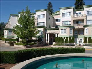 Photo 1: # 118 2960 PRINCESS CR in Coquitlam: Canyon Springs Condo for sale : MLS®# V1132416