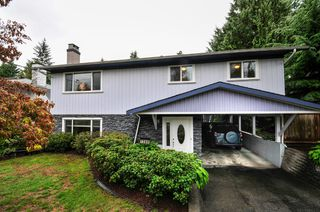 Photo 1: 1780 GREENMOUNT AV in Port Coquitlam: Oxford Heights House for sale : MLS®# V1142625