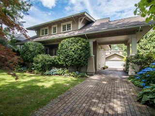 Photo 2: 1355 DEVONSHIRE CRESCENT in Vancouver: Shaughnessy House for sale (Vancouver West)  : MLS®# R2090147