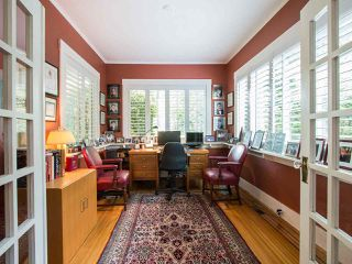 Photo 5: 1355 DEVONSHIRE CRESCENT in Vancouver: Shaughnessy House for sale (Vancouver West)  : MLS®# R2090147