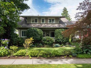 Photo 1: 1355 DEVONSHIRE CRESCENT in Vancouver: Shaughnessy House for sale (Vancouver West)  : MLS®# R2090147