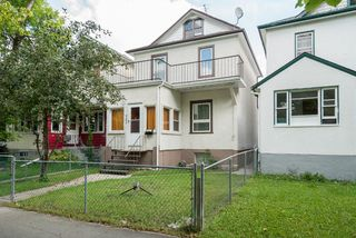 Photo 2: 721 College Avenue in Winnipeg: North End Single Family Detached for sale (4A)  : MLS®# 1623391