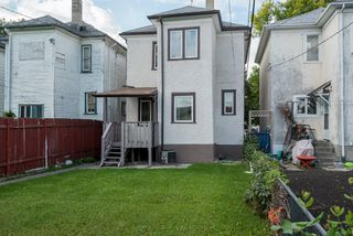 Photo 8: 721 College Avenue in Winnipeg: North End Single Family Detached for sale (4A)  : MLS®# 1623391
