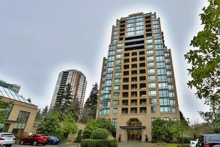 Photo 1: 507 7388 SANDBORNE AVENUE in Burnaby: South Slope Condo for sale (Burnaby South)  : MLS®# R2100697